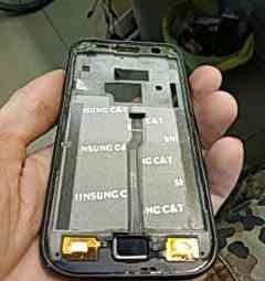 Samsung i9003 на запчасти