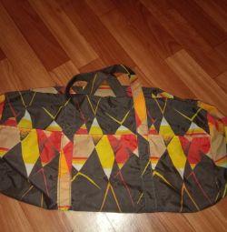 SSCB retro çanta