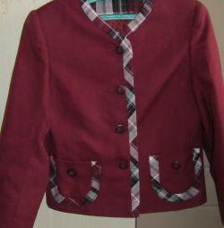 Școală de școală, pantaloni și uniformă
