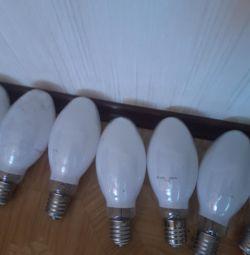 Lamps of a daylight LTD. 250 V
