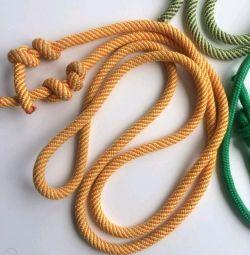 rope for artistic gymnastics