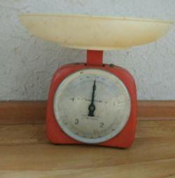 Scales household working mechanical