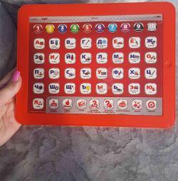 планшет дитячий