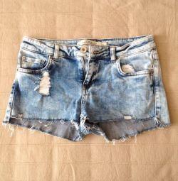 Denim shorts LC waikiki