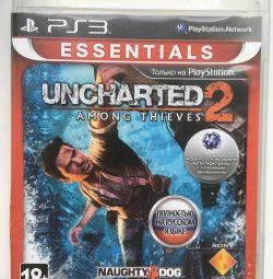 """PS 3 """"UNCHARTER 2"""""""