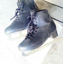 I will sell women's skates size 38-39