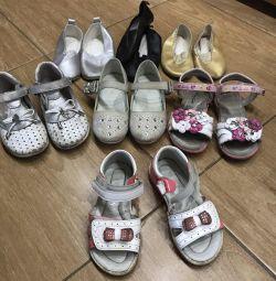 Παπούτσια σανδάλια Τσεχία