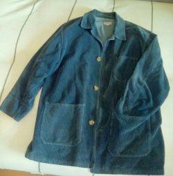 Men's Velveteen Jacket