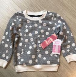 New children's sweater from 2-4 years