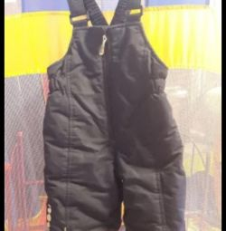 Jacket and jumpsuit winter barquito