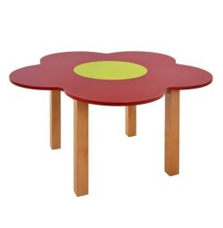 TABLE CHILD HM10188 RED PEARL WITH PHYSICS