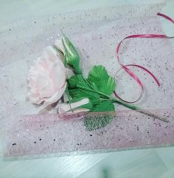 Buchet de trandafiri dulciuri