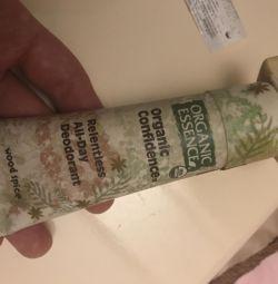 Deodorant organic de esență organică