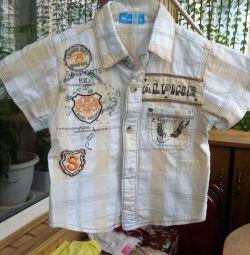 Shirts92-98cm