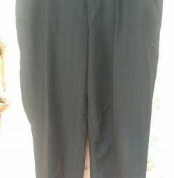 Класичні брюки 50 р-р на хлопчика