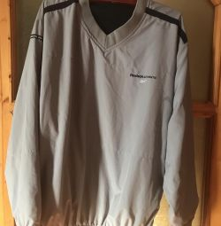 Reebok Windbreaker Sweatshirt
