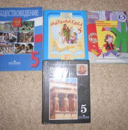 5. sınıf ders kitapları