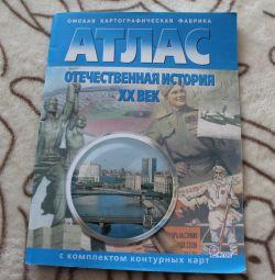 Atlas: Domestic history XX century