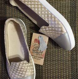 Новые туфли Лель, нат кожа