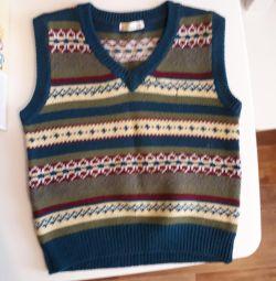 Vest size 116