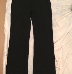 Pantolon siyah