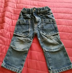 Jeans, s. 74/80