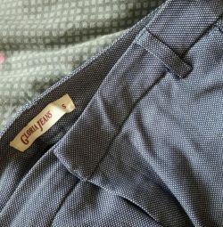 Pantolon kısaltılmış Gloria Jeans