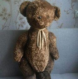 Teddy bear USSR, 1950-60.