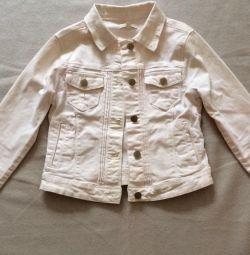 Jacket jacket denim Jacket for girls
