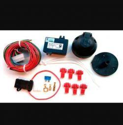 Electrice Conexiune inteligentă pentru bara de tractare
