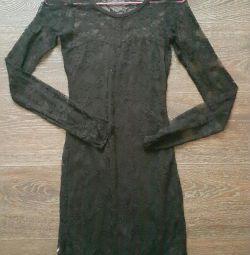 Μαύρο σακάκι φόρεμα