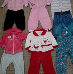 Costume pentru o fată