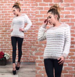 Herringbone sweater new