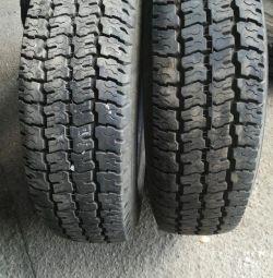 Tires 225/75 R16C