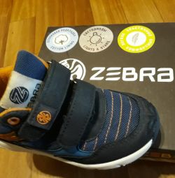 Sneakers Zebra 27