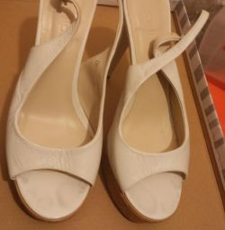 Sandals leather 35 rr