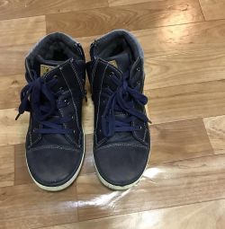 Ανδρικά παπούτσια για αγόρια
