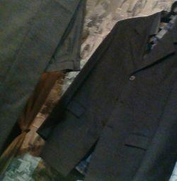 Man's suit is excellent