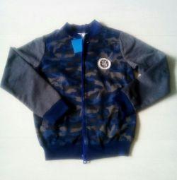 New children's bomber jacket