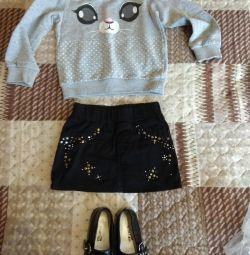 Fashionista için kıyafet