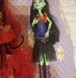 Casta Firs. Doll Monster High.