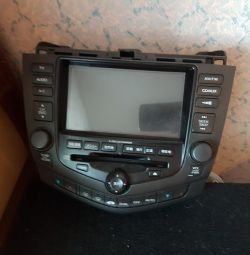 Honda Accord Head Unit