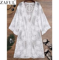 Beach tunic beach gown