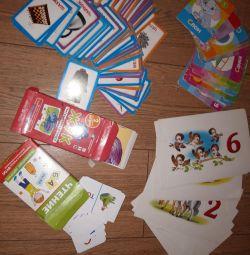 Развивающие карточки