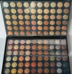 MAC σκιά ματιών 120 χρώματα.