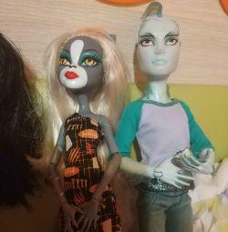 Doll monster high.Myaulody