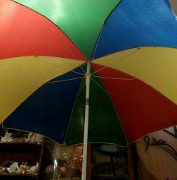 Plajă umbrelă mare
