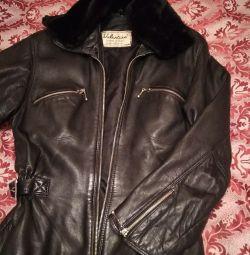 Куртка кожа Турция