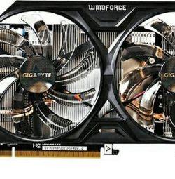 Gigabyte PCI-E GV-R938WF2OC-2GD AMD R9 grafik kartı