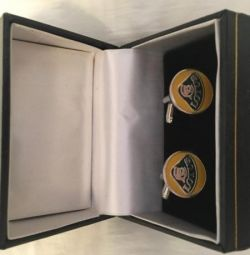 Cufflinks and Key Ring LOTUS CARS